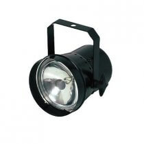 Pinspot PAR36 30W Lantern Inc. Lamp (Black)