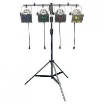 Stage Lighting Package inc. Lights, Stands and Cables