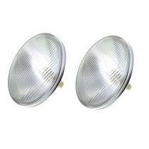 2x Osram PAR64 Lamps (240v 1000w)