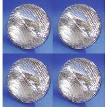 4x Omnilux PAR64 Lamp 1000W MFL
