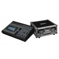 IMG Stageline DMIX-20 Digital Mixer inc. Flightcase