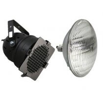 300W BLACK PAR56 INC. LAMP