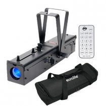 ADJ Ikon Profile Projector Gobo inc. Remote & Carry Bag