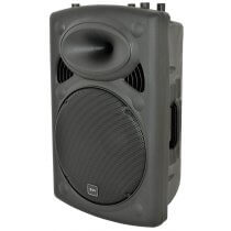 "QTX QR15K Active Powered Speaker 400W 15"""