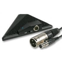 Pulse Cardiod Condensor Boundary Microphone XLR Pickup Mic