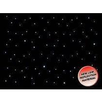 LEDJ Star05 3m x 2m Starcloth with White LEDs