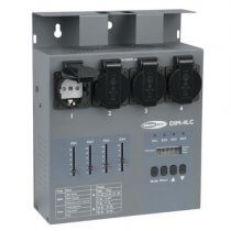 Showtec DIM-4LC Local Control Dimming Pack Lighting 4ch 3A *B-Stock*