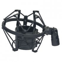 Anti Shock Mount Heavy Duty Metal Microphone Cradle for Rode