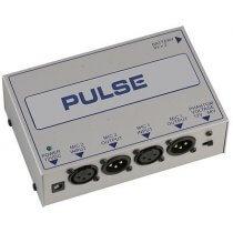 Pulse Dual Phantom Power Supply Band Studio Pa 12V/48V