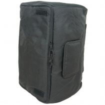 "Protective Carrying Case Bag for 12"" Moulded Cabinet PA Loud Speakers"