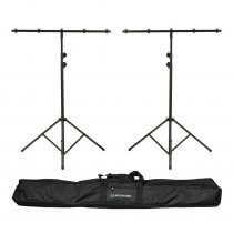Accu-Case Carry Case inc. 2x LTS-06 Lighting Stands