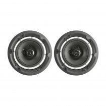 "Adastra Bluetooth 6.5"" Ceiling Speakers Set HiFi Sound System Pair"