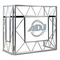 ADJ Pro Event Table II Professional Portable DJ Booth