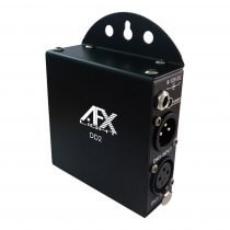 AFX Light DD2 2Way DMX Splitter