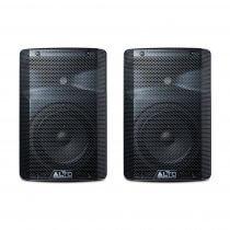 "2x Alto Professional TX208 300W 8"" Active Speakers"