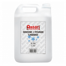 Antari Fine Snow Fluid for Snow Machine (5L)