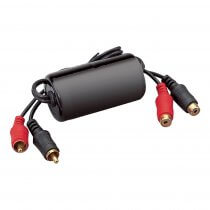 av:link High Quality Ground Loop Isolator for RCA Cables