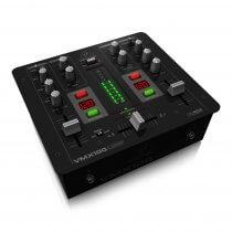 Behringer VMX100USB 3 Channel USB DJ Mixer