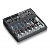 Behringer Xenyx 1202FX Mixer 12 Input 2 Bus Mixer with FX onboard