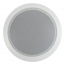 """Bosch 6"""" 100V Ceiling Speaker (White)"""