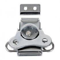 DAP Butterfly Small Lock Silver Metal Silver Flightcase Hardware Catch