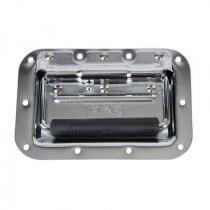 DAP Large Handle Silver Metal Polished Flightcase Hardware