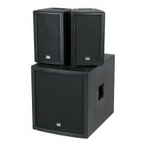 DAP Audio Clubmate I 590W Active PA System