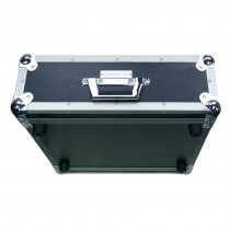 Accu-Case 2u Flightcase Double Door Rack