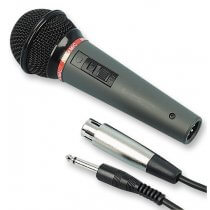 DM-520 Professional Dynamic Handheld Microphone