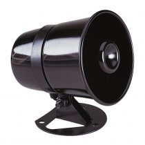 Eagle 8W Horn Speaker with Adjustable Bracket