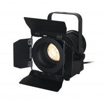 Elumen8 MP15 LED Frensel 15W Black Spot Light inc Barndoor