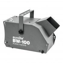 Eurolite BW-100 Compact Powerful Bubble Machine inc Wireless Remote Control