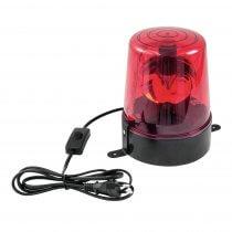 Eurolite Red Flashing Police Light