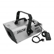 Eurolite Snow 6001 Snow Machine DMX 1350W High Power inc Remote