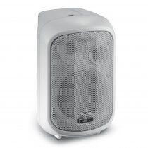 FBT J5A Install Background Powered Speaker PA System Monitor White