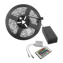 Flexoled Tri Colour 5M LED Strip Kit