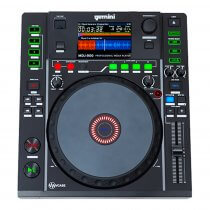 Gemini MDJ-900 Professional DJ Turntable