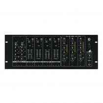 Monacor MPX-4PA Stereo 3 Zone Live Mixer