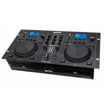 Gemini CDM4000 Dual CD DJ Controller
