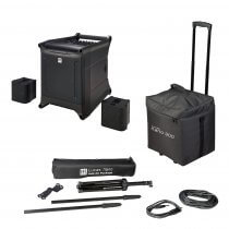 HK Audio Lucas Nano 305FX Portable PA System (Bundle)