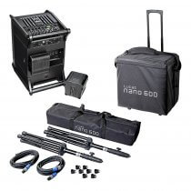 HK Audio Lucas Nano 608i Portable PA System (Bundle)