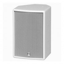 "HK Audio IL82W Install Speaker 8"" White Pair Church Conference PA"