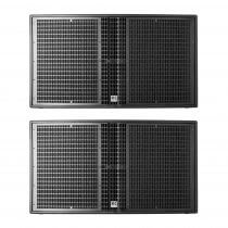 "2x HK Audio LS4000A Active 18"" Subwoofer 1200W Linear 5 Speaker"