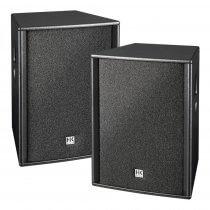 "2x HK Audio Premium PRO12D 12"" Active Speaker 2400W DJ Disco PA"