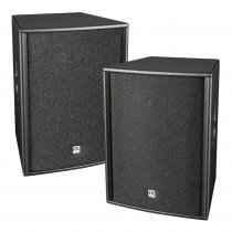 "2x HK Audio Premium PRO15D 15"" Active Speaker 1200W DJ Disco PA"