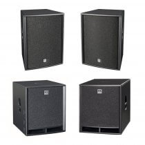"HK Audio Premium Pro Active 15"" Speaker Package 3600W DJ Sound System"