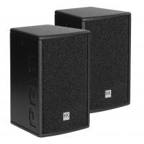 "2x HK Audio Premium PRO8 Passive 8"" Speaker 1200W DJ Sound System"