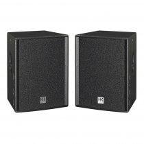 "2x HK Audio Premium PRO15 Speaker 800W Passive 15"" DJ Disco PA"