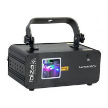 Ibiza Light 250MW RGY Graphic Laser