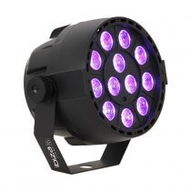 Ibiza Light UV LED Par Can